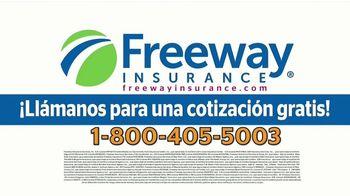 Freeway Insurance TV Spot, 'Planes, precios y cobertura' [Spanish] - Thumbnail 6