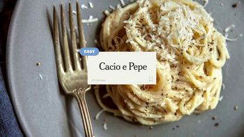 The New York Times Cooking TV Spot, 'What to Cook: Making Pasta' - Thumbnail 5