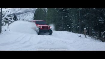 Jeep 2019 Auto Show Event TV Spot, 'Agree to Disagree' Song by Carrollton [T2] - Thumbnail 1