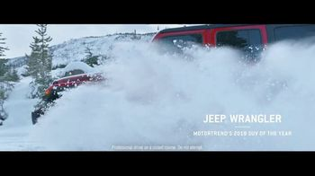 Jeep 2019 Auto Show Event TV Spot, 'Agree to Disagree' Song by Carrollton [T2] - Thumbnail 2