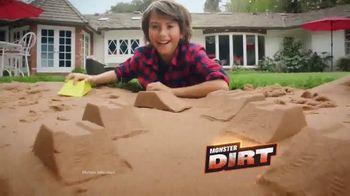 Monster Jam Monster Dirt TV Spot, 'Bring the Action Home' Featuring Morgan Kane