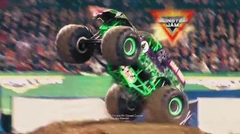 Monster Jam Monster Dirt TV Spot, 'Bring the Action Home' Featuring Morgan Kane - Thumbnail 1