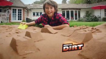 Monster Jam Monster Dirt TV Spot, 'Bring the Action Home' Featuring Morgan Kane
