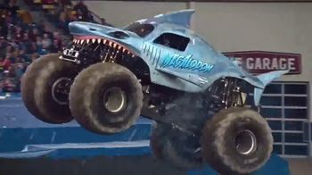 Monster Jam Monster Dirt TV Spot, 'Bring the Action Home' Featuring Morgan Kane - Thumbnail 6