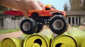 Monster Jam Monster Dirt TV Spot, 'Bring the Action Home' Featuring Morgan Kane - Thumbnail 7