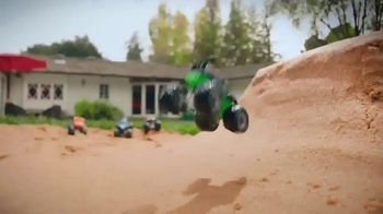 Monster Jam Monster Dirt TV Spot, 'Bring the Action Home' Featuring Morgan Kane - Thumbnail 8