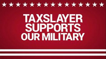 TaxSlayer.com TV Spot, 'We Support Our Military' - Thumbnail 2