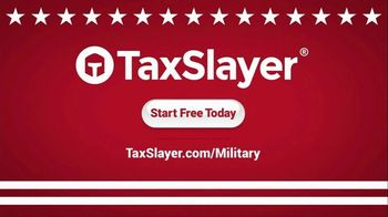 TaxSlayer.com TV Spot, 'We Support Our Military' - Thumbnail 8
