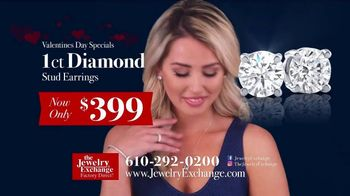 Jewelry Exchange Valentine's Day Specials TV Spot, 'Saphire, Ruby and Diamond Pendants' - Thumbnail 7