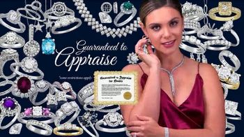 Jewelry Exchange Valentine's Day Specials TV Spot, 'Saphire, Ruby and Diamond Pendants' - Thumbnail 8