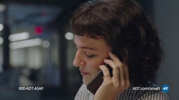 ADT Smart Security TV Spot, 'Stuck at Work: Dog Walking Service' - Thumbnail 4