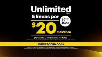 Sprint Unlimited TV Spot, 'Cuesta mucho menos que tu plan' [Spanish] - Thumbnail 8