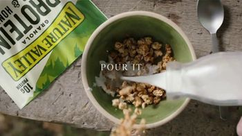 Nature Valley Granola TV Spot, 'Perfect With Milk, Yogurt or on the Go'