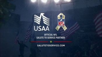 USAA TV Spot, 'Salute to Service: Recognizing Eric Hipple and Ben Garland' - Thumbnail 9