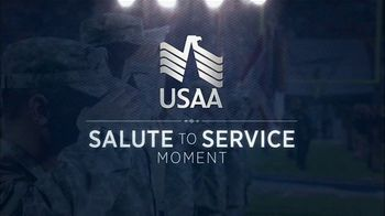USAA TV Spot, 'Salute to Service: Recognizing Eric Hipple and Ben Garland' - Thumbnail 1