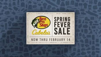 Bass Pro Shops Spring Fever Sale TV Spot, 'Fleece Jackets and Hiking Boots'
