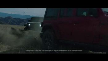 Jeep Celebration Event TV Spot, 'Legends Are Made' Featuring Tony Hawk, Song by The Kills [T2] - Thumbnail 3