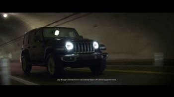 Jeep Celebration Event TV Spot, 'Legends Are Made' Featuring Tony Hawk, Song by The Kills [T2] - Thumbnail 6