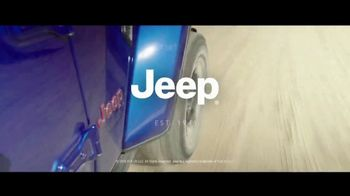 Jeep Celebration Event TV Spot, 'Legends Are Made' Featuring Tony Hawk, Song by The Kills [T2] - Thumbnail 8