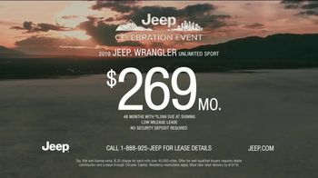 Jeep Celebration Event TV Spot, 'Legends Are Made' Featuring Tony Hawk, Song by The Kills [T2] - Thumbnail 9