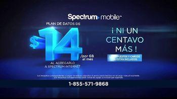 Spectrum Mobile By the Gig TV Spot, 'Llama a todo el país' con Gaby Espino [Spanish] - Thumbnail 8