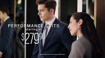 Men's Wearhouse TV Spot, 'A Good Fit: Performance Suits' - Thumbnail 4