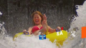 Six Flags Park Opening Season Pass Sale TV Spot, 'Hurricane Harbor Splashtown' - Thumbnail 4