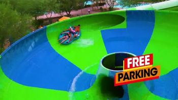 Six Flags Park Opening Season Pass Sale TV Spot, 'Hurricane Harbor Splashtown' - Thumbnail 6