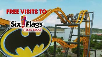 Six Flags Park Opening Season Pass Sale TV Spot, 'Hurricane Harbor Splashtown' - Thumbnail 7