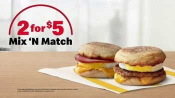 McDonald's Mix 'N Match TV Spot, 'Sharing' - Thumbnail 7