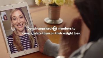 WW TV Spot, 'Oprah Facetime Launch: First Month' - Thumbnail 1