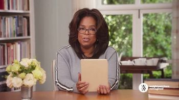WW TV Spot, 'Oprah Facetime Launch: First Month' - Thumbnail 4