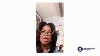 WW TV Spot, 'Oprah Facetime Launch: First Month' - Thumbnail 6