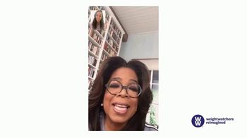 WW TV Spot, 'Oprah Facetime Launch: First Month' - Thumbnail 7