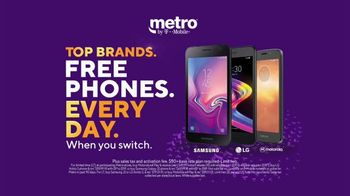 Metro by T-Mobile TV Spot, 'Foxes' Song by Usher - Thumbnail 8