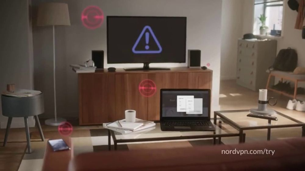NordVPN TV Commercial, 'Talking Devices'