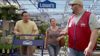 Lowe's TV Spot, 'Doing Summer Right: Vegetables and Herbs' - Thumbnail 1