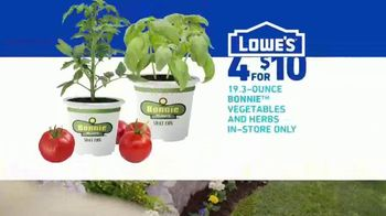 Lowe's TV Spot, 'Doing Summer Right: Vegetables and Herbs' - Thumbnail 7