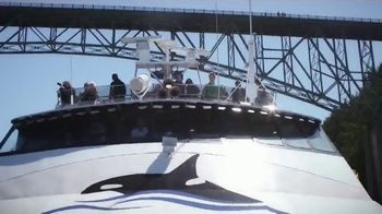 Clipper Vacations Seattle Whale Watching Day Trip TV Spot, 'Experience the Northwest' - Thumbnail 4
