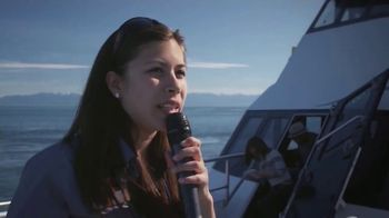 Clipper Vacations Seattle Whale Watching Day Trip TV Spot, 'Experience the Northwest' - Thumbnail 6