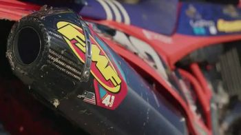 FMF Racing TV Spot, 'Feel It: Star Racing Yamaha' - 31 commercial airings