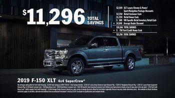 2019 Ford F-150 TV Spot, 'Night on the Town' [T2] - Thumbnail 9