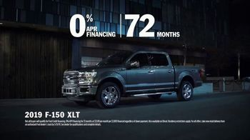 2019 Ford F-150 TV Spot, 'Night on the Town' [T2] - Thumbnail 8