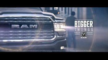 Ram Trucks Bigger Things Sales Event TV Spot, 'More Combo' [T2] - Thumbnail 1