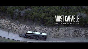 Ram Trucks Bigger Things Sales Event TV Spot, 'More Combo' [T2] - Thumbnail 5