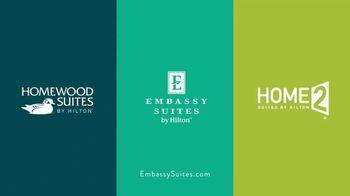 Embassy Suites Hotels TV Spot, 'Sweet Perks' - Thumbnail 7