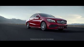 2019 Mercedes-Benz CLA TV Spot, 'Parting' [T1]