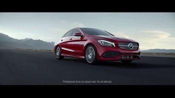 2019 Mercedes-Benz CLA TV Spot, 'Parting' [T1] - 819 commercial airings