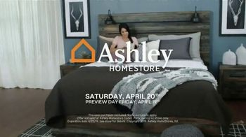 Ashley HomeStore One Day Sale TV Spot, 'Donate' Song by Midnight Riot - Thumbnail 8