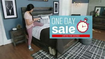 Ashley HomeStore One Day Sale TV Spot, 'Donate' Song by Midnight Riot - Thumbnail 2